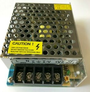 Switching Power Supply 12v S 120 12 S 180 12 S 250 12 S 360 12 Usa Shipping