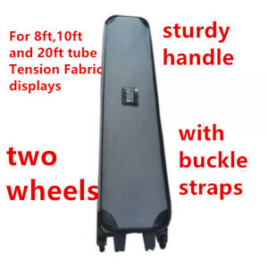 The Large Portable Travel Case For 8ft 10ft And 20ft Tube Fabric Tension Display