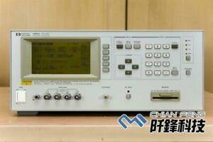 Hp 4284a Precision Lcr Meter 20 Hz To 1 Mhz chiantech_instruments