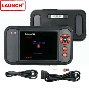 Original Launch X431 Creader Viii Code Reader Scanner Car Diagnostic Tool