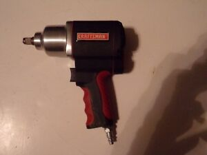 Craftsman 1 2 Drive Impact Wrench 16882 Brand New