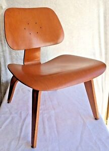 Herman Miller Eames Chair Lcw Dcw Mid Century Modern Furniture Mcm