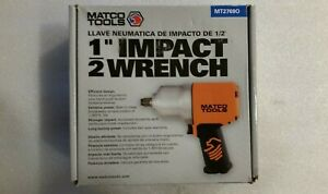 Matco Tools 1 2 Composite Impact Wrench Orange Mt2769o New