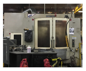 Okuma Millac 630h Used Cnc Horizontal Machining Center