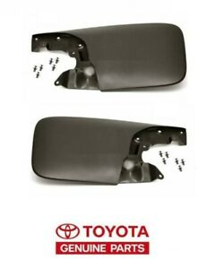Genuine Toyota 06 15 Tacoma Front Mud Flap Flaps Splash Guard Sewith Hardware Oe