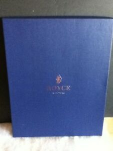 Royce New York Leather Aristo Padfolio 749 mb ar