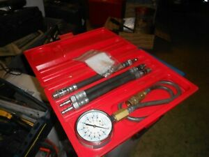 Snap On Tools Compression Tester Mt308kb Lightly Used