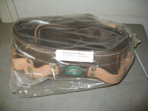 New Buckingham Climber s Body Belt Right Handed P n Q961s 32 Es Size 32