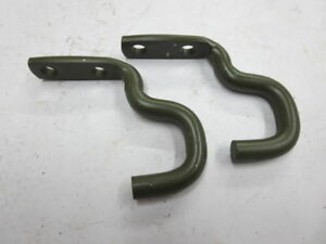 Vintage Willys Military Jeep M38a1 G758 Rear Seat Hook
