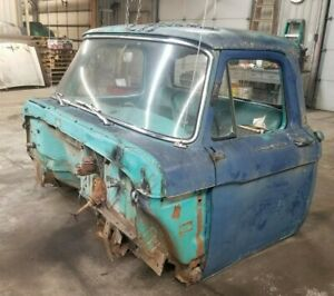 1966 66 Ford Pickup Truck Cab And Doors Shipping Included