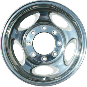 Polished And Painted 5 Slot 16x7 Factory Wheel 2000 2005 Ford Excursion