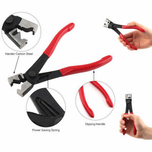 Hose Clip Pliers Click R Type Collar Clamp Swivel Drive Shafts Angle Cv Boot Us