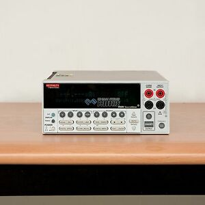 Keithley 2420 Sourcemeter With Gpib And Rs 232 Interfaces 60v 3a 60w chiantech
