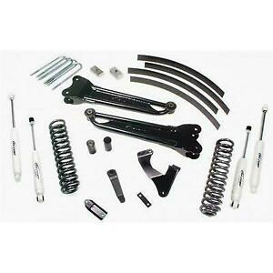 Pro Comp Suspension 6 Inch Stage Ii Lift Kit With Pro Runner Shocks K4153bp