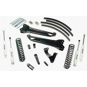 Pro Comp Suspension 6 Inch Stage Ii Lift Kit With Pro Runner Shocks K4152bp