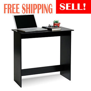 Home Office Computer Desk For Small Spaces Compact Office Furniture Workstation
