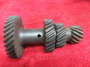 63 69 Nos Mopar 3 Speed Transmission Cluster Gear 2538069 Dodge Plymouth