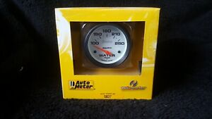 Auto Meter 5837 Phantom Water Temperature Gauge 2 5 8 Electrical