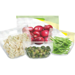Robbie Micro perforated Small Produce Bag 6 L X 4 W X 10 75 D 250 case
