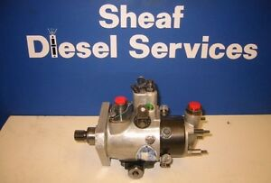 Bmc 1 5 Diesel Injector injection Pump Dpa 3246857 Service Exchange