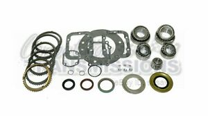 Rebuild Kit S5 47 Zf Ford Truck 5 Speed Transmission With Synchros 1996 Later