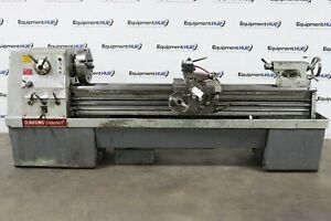 Clausing Colchester 17 X 80 Geared Head Engine Lathe