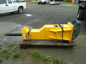 2013 Mustang Mb1500 Hydraulic Hammer breaker Excavator Attachment new Cond