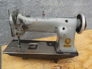 Industrial Sewing Machine Model Singer 111w155 Single Walking Foot Leather