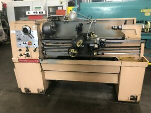 Clausing Colchester Vs 13 13 X 40 Engine Lathe