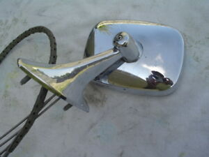 73 77 Olds buick chevelle N o s Remote Side View Mirror 9614195