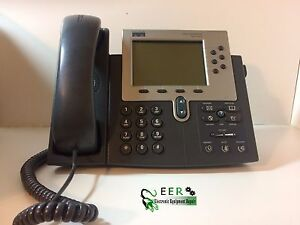 Cisco Cp 7960g Voip Phone 7960 Tested working