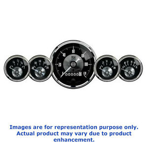 Autometer 3 3 8 2 1 16 Prestige Analog Gauge Kit 2003