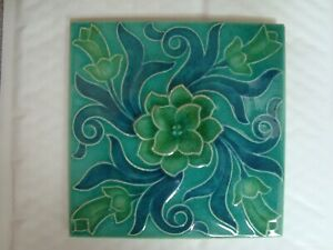 Exceptional Aesthetic Style Floral Tile William Morris 19 113