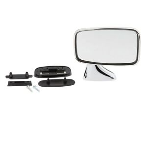 New Oe Style Door Driver Side Mirror For 74 80 Mgb In Flat Glass