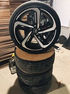 2019 Honda Accord 19 Wheels Tires Only 85 Miles On Them