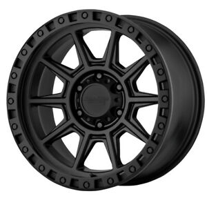 American Racing Ar202 Rim 18x9 6x135 Offset 0 Black Quantity Of 4