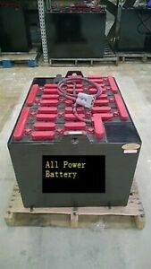 Reconditioned Forklift Battery 18 85 17 36 Volt 680ah