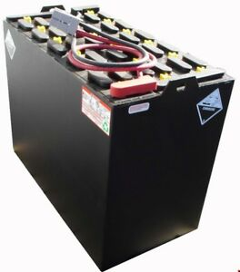 36 Volt Reconditioned Forklift Battery 18 125 17
