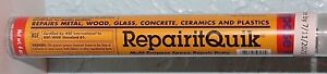 5 Lot Repair It Quick Epoxy Putty Fix Metal Wood Glass Concrete Ceramics Plastic