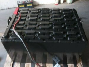 24 85 27 48 Volt Reconditioned Forklift Battery 1105ah Battery 2016 Battery
