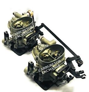 1959 1962 Mercedes Benz Dual 2 Barrel Solex Carburetors