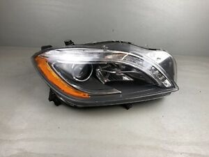 2012 2015 Mercedes Ml Right Rh Passenger Xenon Headlight Oem