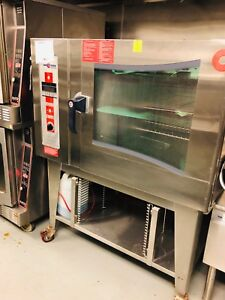 Cleveland Natural Gas Combi Oven Convotherm Steamer Convection Oven Ogs6 20