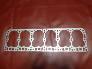 1951 57 Hudson Hornet 308 6 Nors Steel Head Gasket 1 2 Bolts Or Studs