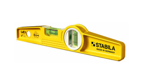 Stabila 25100 81sm Die Cast Magnetic Torpedo Level Free Shipping