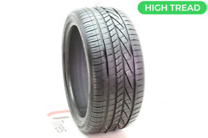 Used 275 35r20 Goodyear Excellence Run Flat 102y 9 32