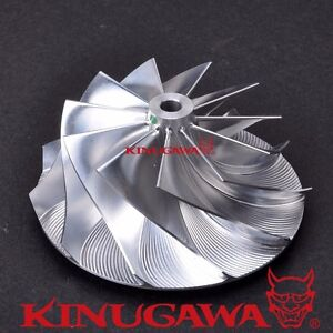 Billet Turbo Compressor Wheel Volvo Saab Subaru Td04hl 19t 46 58 Mm 11 0 Blade