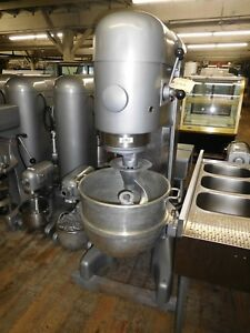 Hobart Mixer M 802 Stainless Steel 80 Qt Bowl