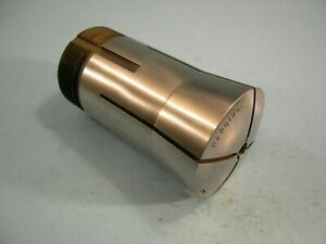 New Hardinge 2j Collet 1 4 Round Without Internal Threads