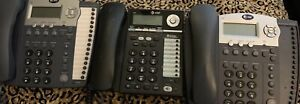 2x At t 974 4 line Small Business System Office Phone 1x 993 At t 2 line Phones